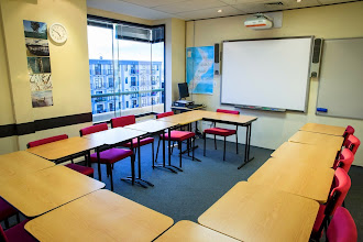 Photo: Embassy Auckland classrooms.