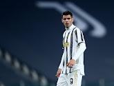 Morata zorgde voor hoop maar Juventus gaat ook bij ploeg van Mertens onderuit en staat achteraan met 1 op 9