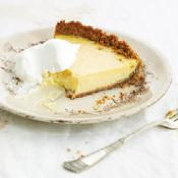 Granny Trull's Lemon Ice Box Pie Recipe