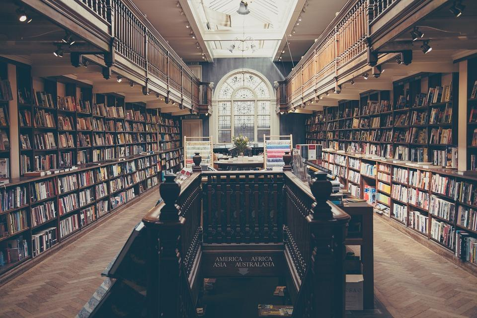 Biblioteca, Livros, Educação, Literatura, Escola