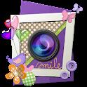 Happy World Scrap Photo Frames icon