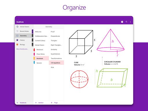 Microsoft OneNote: Save Ideas and Organize Notes screenshot 10