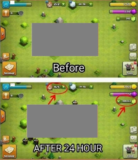Super Hack for Clash of Clans Free 100% (Prank) for PC