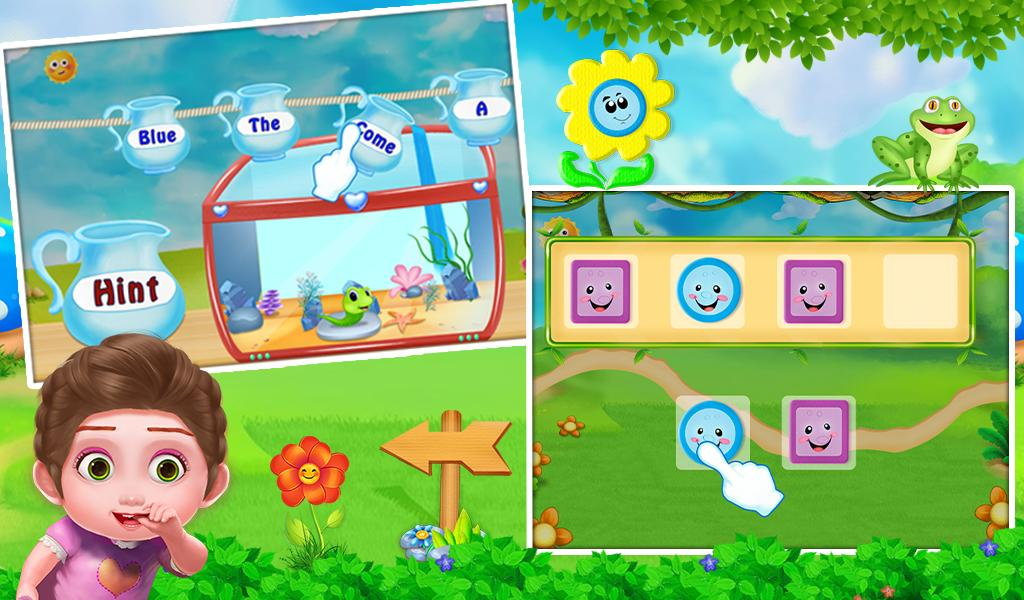 Preschool Activities For Kids- screenshot