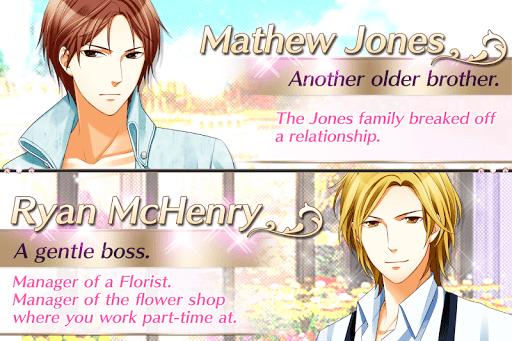 Otome games dating sim: Forbidden Love 1.4.1 screenshots 22