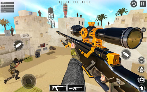 Fury Shooting Strike 1.30 screenshots 12