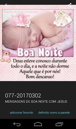 Boa Noite com Jesus 1.0.0.0 screenshots 7