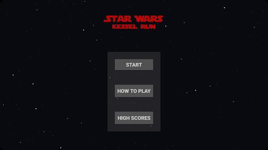 Kessel Run - náhled