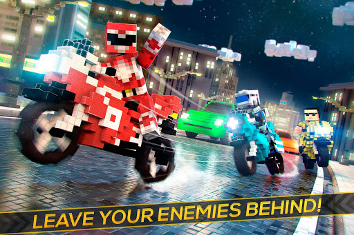 Blocky Superbikes Race Game - Motorcycle Challenge for PC