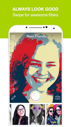 Push-to-Talk Video Chat screenshot 2