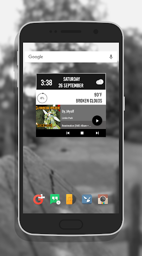 Squares for KLWP  screenshots 3