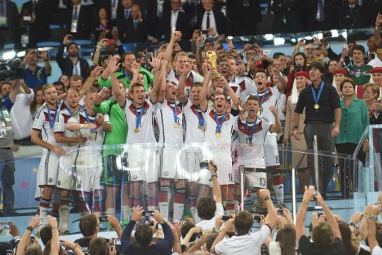 Revivez la finale du Mondial en photos