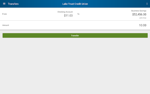Lake Trust Credit Union - Android Apps on Google Play | title | lake trust bank
