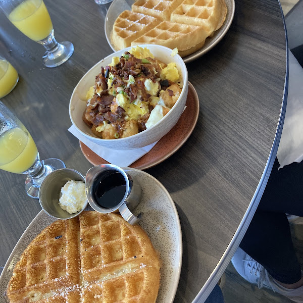 Photo from Early Bird Brunch