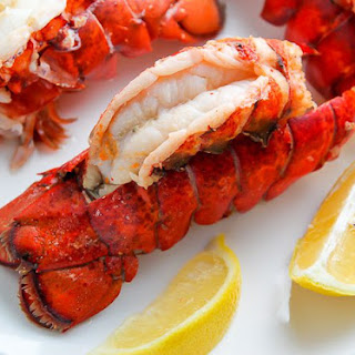 How to Steam Lobster Tails.