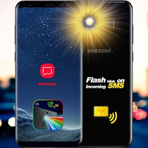 Flash Light Alert Calls 3