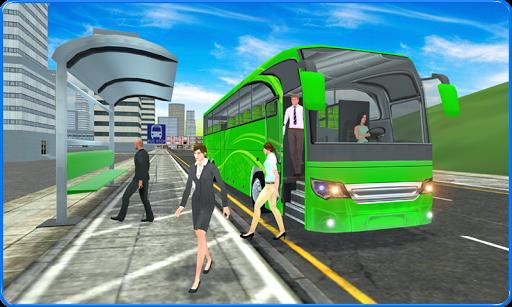City Bus Simulator - Impossible Bus & Coach Drive 1.2 screenshots 1