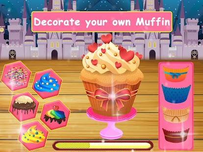 Download free Lunchbox maker : Muffin cooking and baking game for PC on Windows and Mac apk screenshot 6