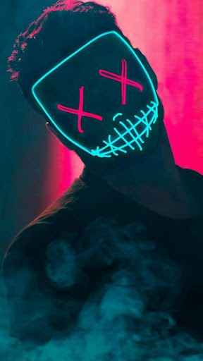 Led Purge Mask Wallpaper Hd App Report On Mobile Action