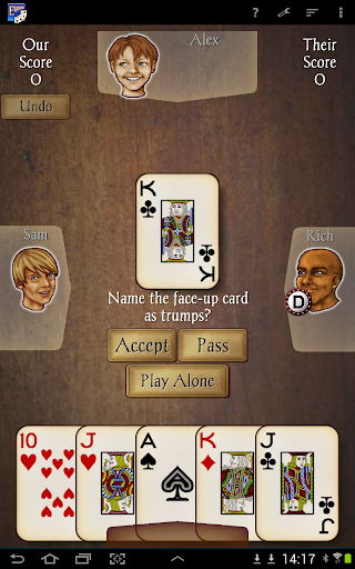 Euchre Free screenshot 11