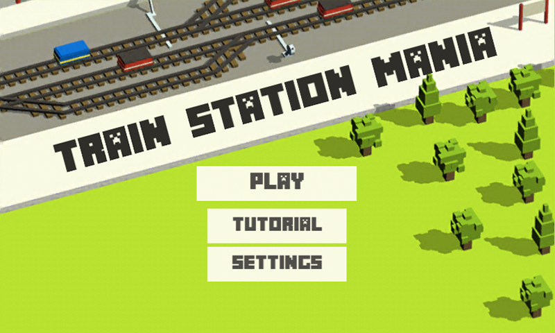 train station mania simulator android apps on google play. Black Bedroom Furniture Sets. Home Design Ideas