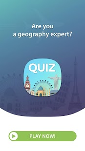 Geography Quiz - náhled