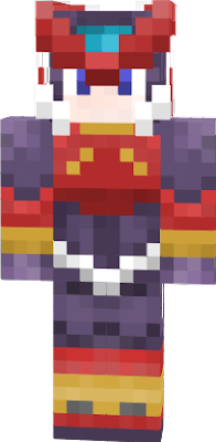 Skin from Megaman Zero