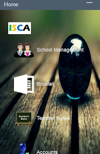 ISCA - náhled