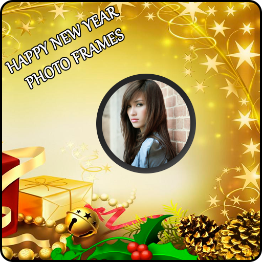 HD New Year Photo Frames 2016