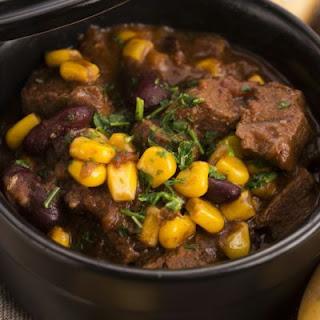 Crockpot Southwestern Beef Stew