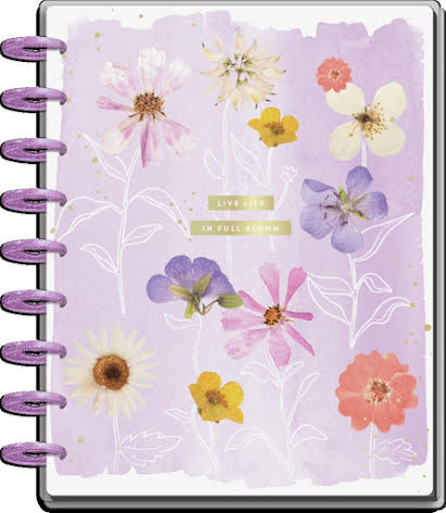Me & My Big Ideas CLASSIC Happy Planner - Life In Bloom