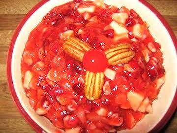 Cranberry Fruit Delight