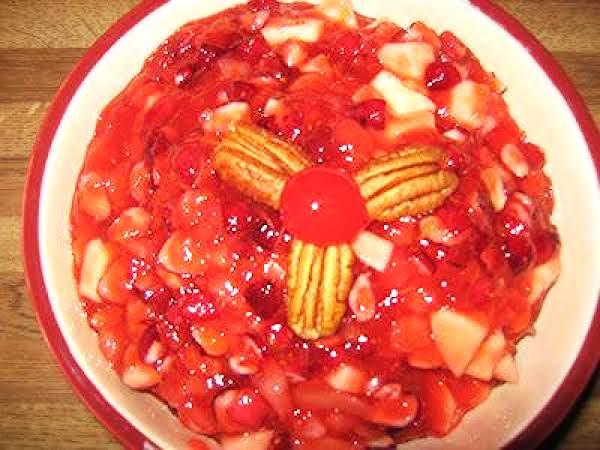 Cranberry Fruit Delight Recipe