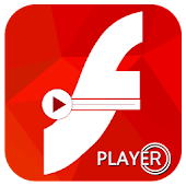 Flash Player For Android - Fast Plugin Swf & Flv icon
