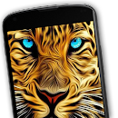 Leopard Live Wallpaper v 1.0