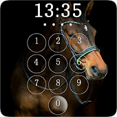 Horse Lock Screen