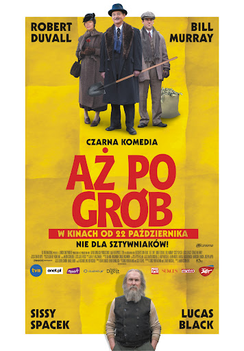 Polski plakat filmu 'Aż Po Grób'