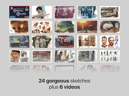 Living Sketchbook Vol. 2- screenshot thumbnail