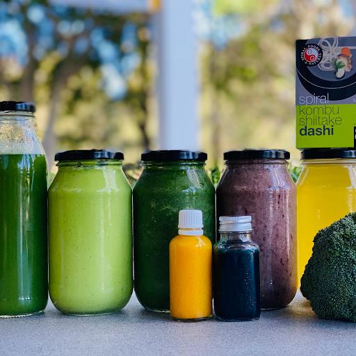 Detox Pack 1 - Tonics, Juice, Smoothies & Broth + Organic Greens