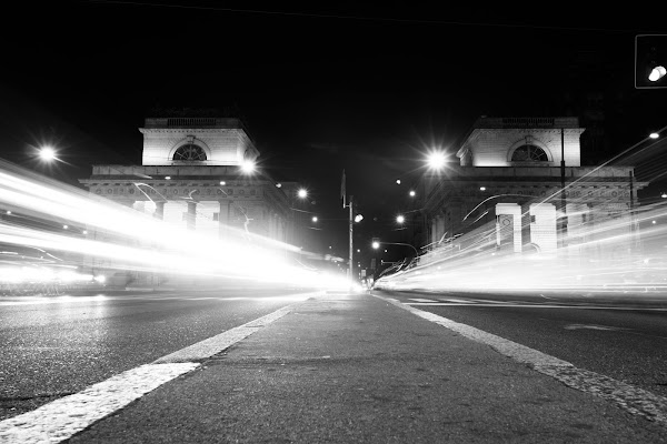 luci di strada di paolo bensi