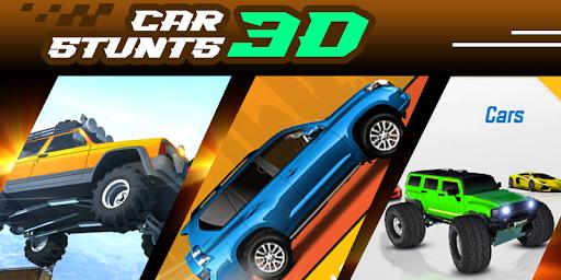 Car Stunts Racing 3D - Extreme GT Racing City android2mod screenshots 1