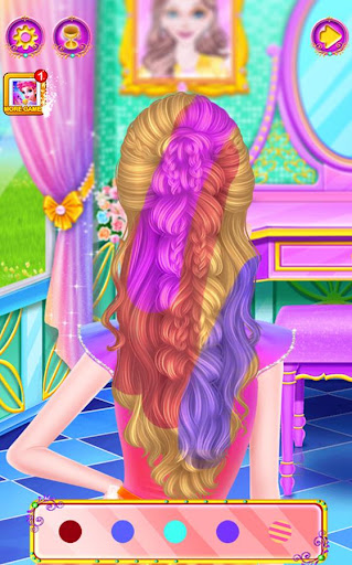 Braided Hairstyles Salon 1.0218 screenshots 3