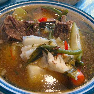 Healthy Caldo de Res Recipe For Mexican Beef Soup