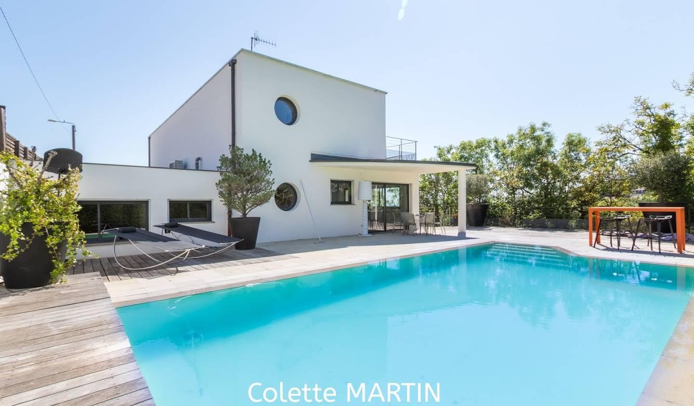 Maison avec piscine et terrasse Dijon