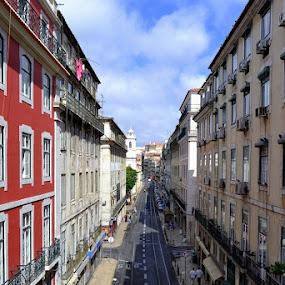 Walking around by Eugénio Buchinho - City,  Street & Park  Street Scenes