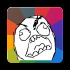 Ffuuu - Rage Comic Maker icon