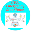 CPR Emergency Live Guide icon