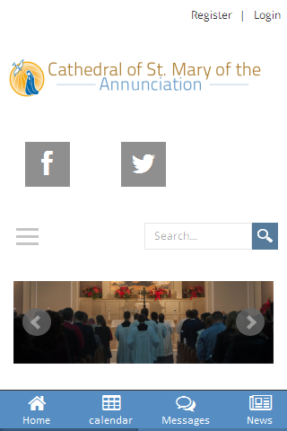 St. Mary of the Annunciation- screenshot