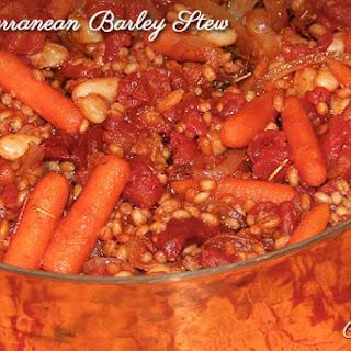Mediterranean Barley Stew