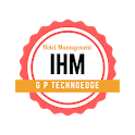 IHM : Hub for Hotel Management's Students icon